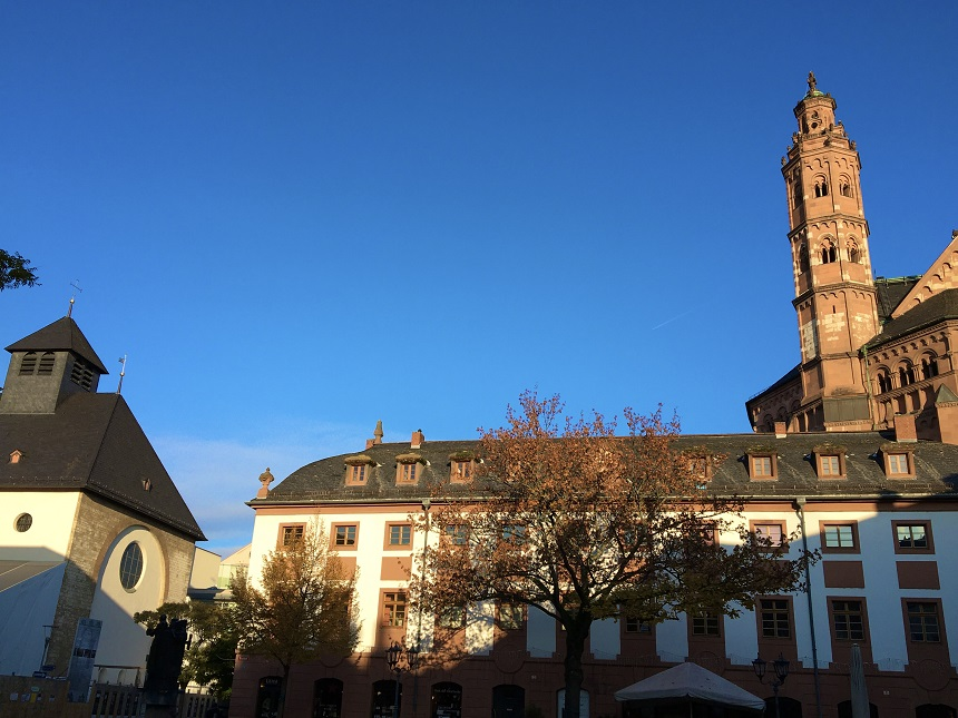 Sightseeing in Mainz während Escape Room Tour